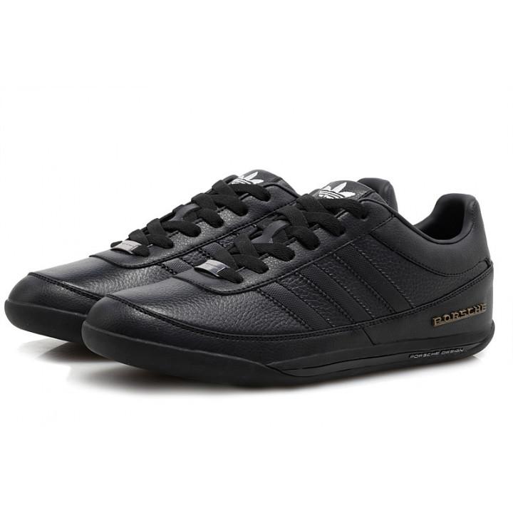 Кроссовки Adidas Porsche Design S4 black